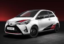 Toyota Yaris GRMN: turbo en 207 pk