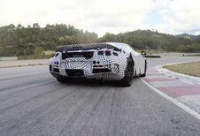 McLaren 720S op circuit