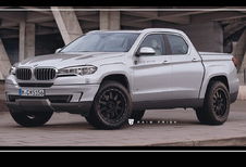 BMW blijft differentiëren, maar een X5 pick-up ?!