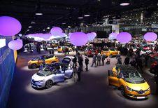 """Renault naar Genève met gefacelifte Captur en een """"verrassing"""" #1"""