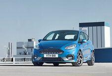 Ford Fiesta ST: kleinere cilinderinhoud