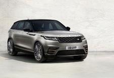 Range Rover Velar toont zich langs alle kanten - Update