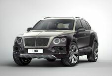 Bentley Bentayga Mulliner : encore plus de luxe