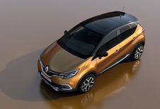 Facelift voor de Renault Captur
