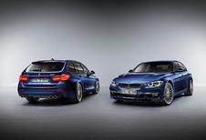 Alpina B3 / B4 S BITURBO blijft de BMW M3 / M4 voor fijnproevers