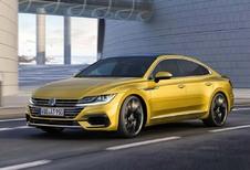 Volkswagen Arteon is sportieve(re) Passat