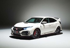 Honda Civic Type R: 10 pk extra