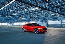 Jaguar i-Pace: nieuwe kleur