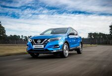 Nissan Qashqai: met professionele copiloot