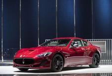 Maserati in Genève: speciale reeks en een zijden interieur