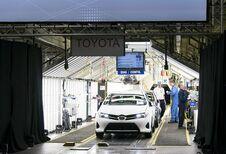 Toyota aarzelt om zijn volgende Auris in het Verenigd Koninkrijk te bouwen
