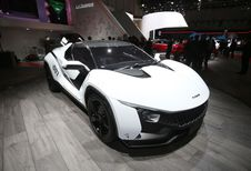 Tata Tamo Racemo: Indische coupé met middenmotor