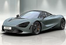 Car Configurator - Hoe heb jij de McLaren 720S het liefst?