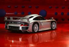Hoeveel bracht deze Porsche 911 GT1