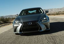 Lexus GS binnenkort verdwenen?