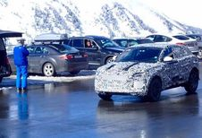 Jaguar E-Pace : SUV compact pour 2018