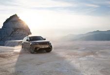 Range Rover Velar heeft een prijskaartje