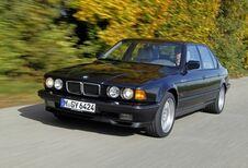 BMW : 40 ans de la Série 7 à Essen