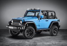 Jeep Wrangler als extra stoere Mopar One