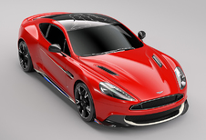 Aston Martin Vanquish S Red Arrows : Acrobatie aérienne