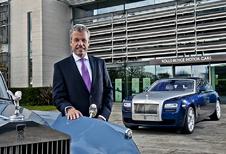 CEO Müller-Ötvös over de toekomst van Rolls-Royce: