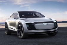 Audi e-tron sportback: SUV coupé et électrique