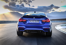 BMW M4 CS Coupé weegt minder, gaat harder