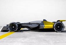 Renault RS 2027 Vision toont de F1-wagen van morgen