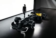 Renault R.S. Vision 2027: de F1-auto van de toekomst