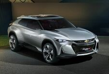 Chevrolet FNR-X Concept is een sportieve SUV