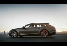 Porsche Panamera Sport Turismo: nog even geduld