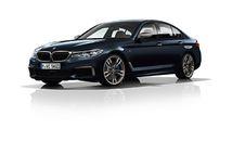 BMW M550d xDrive: sportieve 5-Reeks op diesel