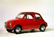 500 Fiats 500 op SpaItalia