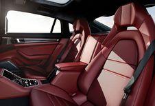 Porsche Panamera nog steeds niet als vijfzitter