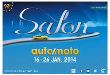 Autosalon 2014: Astridhal #1