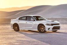 Dodge Charger SRT Hellcat berline surpuissante