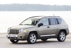 Jeep Compass 2.0 CRD