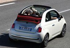 Fiat 500 C 1.3 MultiJet