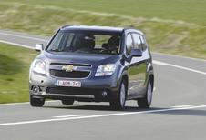 Chevrolet Orlando 2.0 TCDi 130