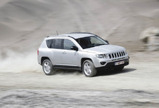 Jeep Compass CRD 163