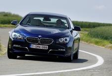 BMW 640d GranCoupé