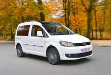 Volkswagen Caddy 2.0 TDI 170
