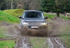 Range Rover TDV6