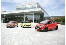 Hyundai i10 1.0, Opel Adam 1.2 et Toyota Aygo 1.0 : Souris grise ou objet de mode