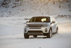 Land Rover Discovery Sport, le Rand Rover