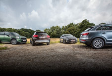 AUDI Q3 2.0 TDI // MERCEDES GLA 200 CDI // MINI COUNTRYMAN COOPER D // VOLVO V40 CROSS COUNTRY D2 : Womanisers