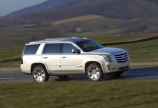 Cadillac Escalade: le SUV de tous les superlatifs