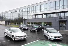 BMW 316d, Mercedes C180 BlueTEC, Volkswagen Passat 1.6 TDI BlueMotion et Volvo S60 D2 : La nouvelle classe affaires