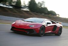 Lamborghini Aventador LP 750-4 Superveloce : fast and furious
