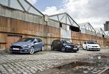 Ford Focus ST TDCi, Peugeot 308 GT HDi en Volkswagen GTD : Sporten en sparen